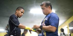 Félix Verdejo demanda a su entrenador y manejador Ricky Márquez