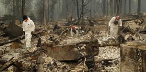 Las víctimas fatales por incendios en California alcanzan cifra récord de 48 muertos