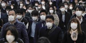 Los contagios de COVID-19 incrementan en Japón e India, mientras que se suavizan en Europa