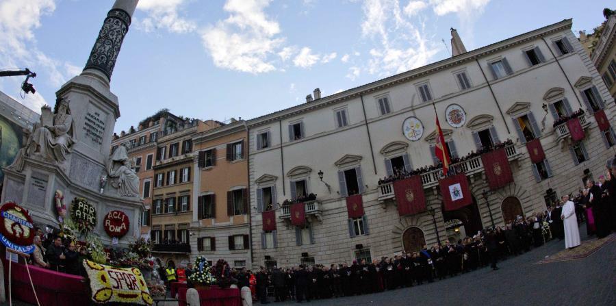 Vaticano abrió nuevas investigaciones de lavado de dinero (horizontal-x3)