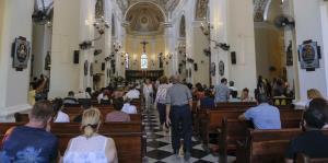 Católicos mantienen viva la devoción en la Semana Santa