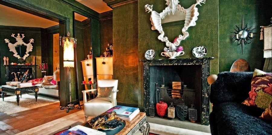 El hotel 40 Winks, en Londres, es apreciado por su mobiliario, atmósfera y estructura. (Suministrada)