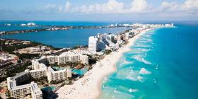 Cancún es el destino más popular de Latinoamérica