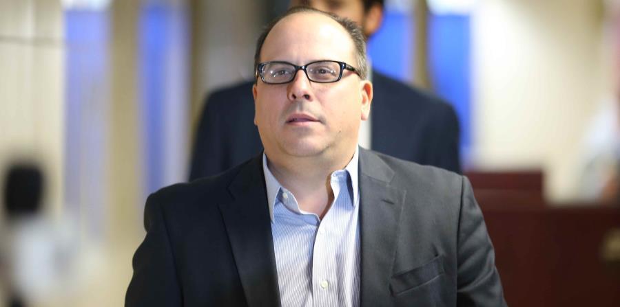 Jaime Perelló, expresidente de la Cámara de Representantes. (horizontal-x3)