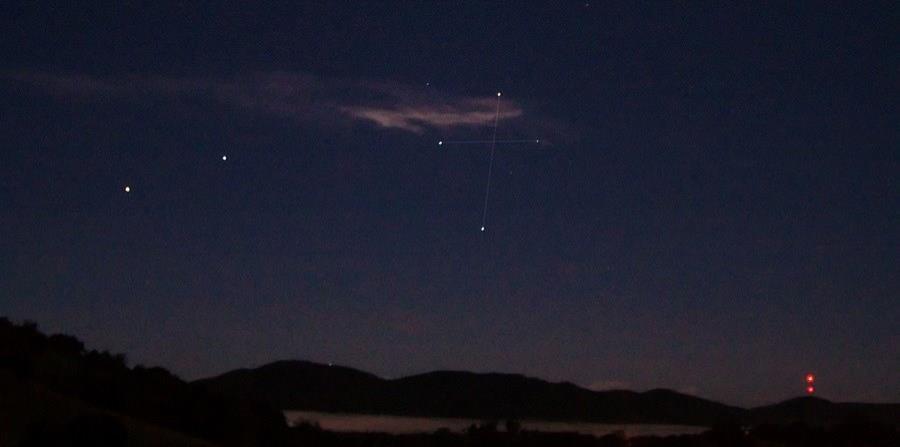 Estrella triple Alfa Centauri captada desde Cabo Rojo por Frankie Lucena de la SAC (horizontal-x3)