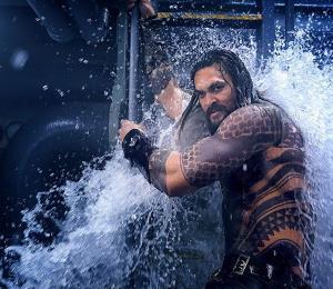 """""""Aquaman"""" es un espectáculo visual para el espectador"""