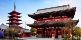 Tokio, ciudad histórica y futurista