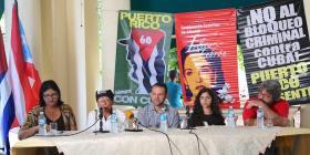 Inicia en Cuba la Jornada de Solidaridad con Puerto Rico