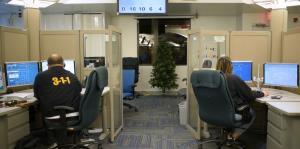 Cierran centro de llamadas del 9-1-1 en Hato Rey tras empleado dar positivo a COVID-19