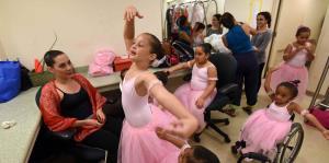 Expresión sin límites a través del ballet