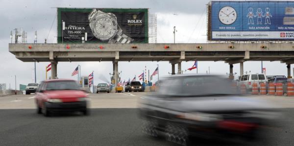 La tarifa del puente Teodoro Moscoso aumentará de precio otra vez