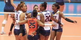 Reinas las dominicanas del Campeonato Norceca en Puerto Rico