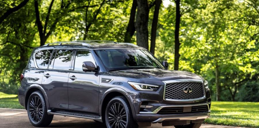 El Infiniti QX80 recibió el Premio al Vehículo Ideal 2019 en el segmento de SUV de lujo de la firma de investigación y consultoría automotriz AutoPacific.  (Suministrada)