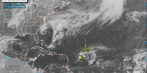 El Centro Nacional de Huracanes vigila un disturbio en el Atlántico
