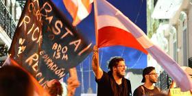 Protestas contra Ricardo Rosselló trascienden a nivel mundial