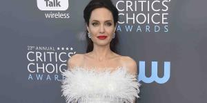 Angelina Jolie vuelve a impactar con su delgadez