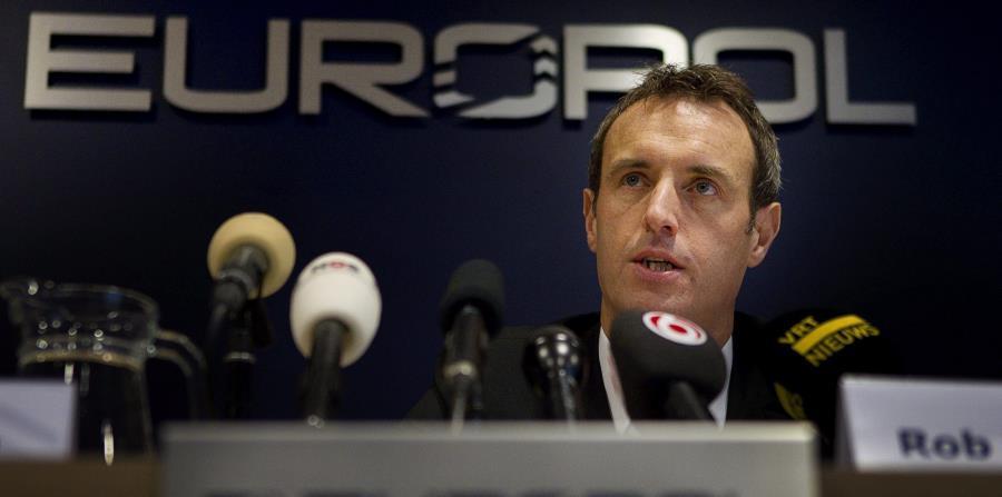 Rob Wainwright, director de Europol. (horizontal-x3)