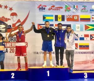 Medallas de oro para Lozada y Piñeiro en un torneo rumbo a Barranquilla
