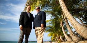 Aventura empresarial a pasos de la playa