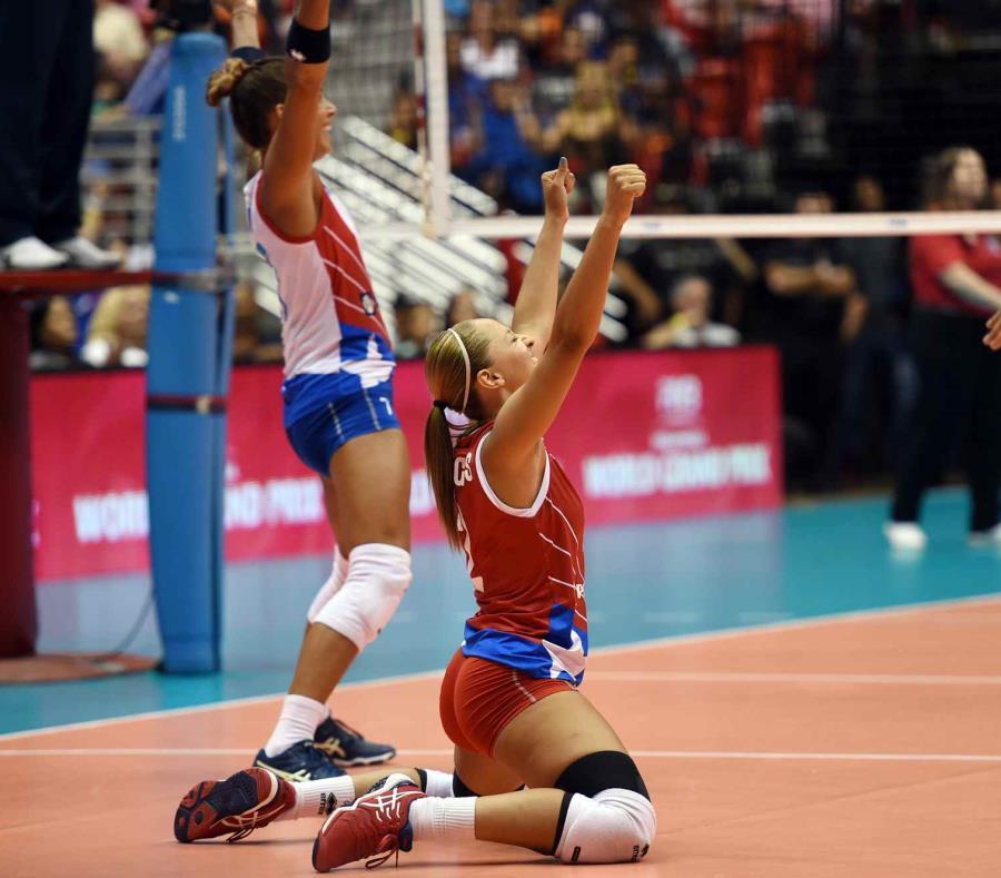 Puerto Rico derrotó a República Checa en el Grand Prix (semisquare-x3)