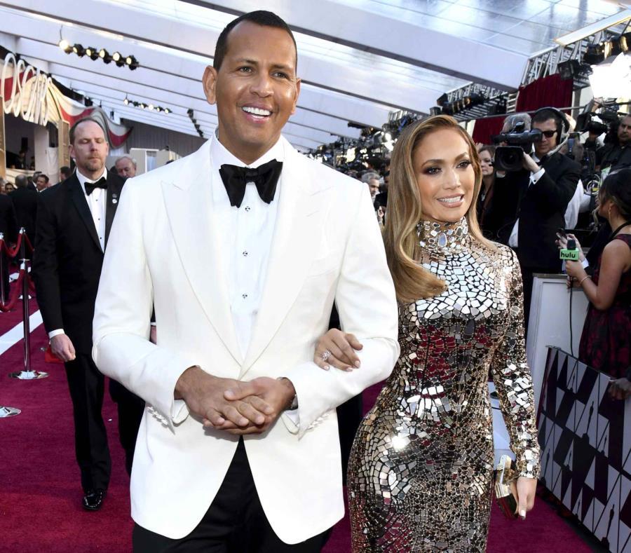 Resultado de imagen para Alex Rodríguez y Jennifer Lopez se comprometen