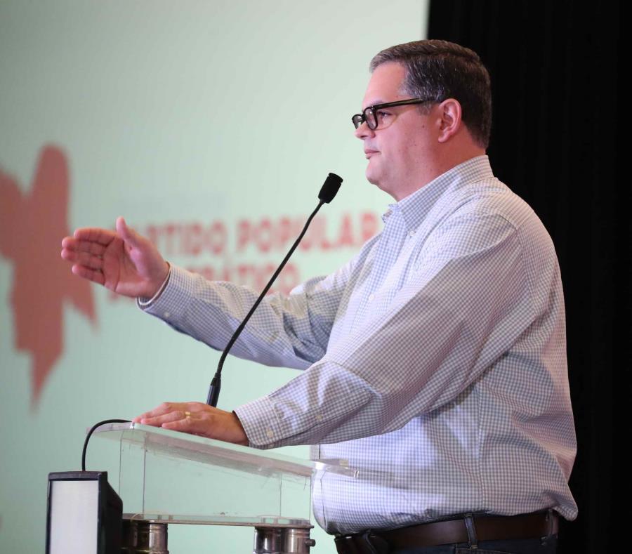 El presidente del PPD, Aníbal José Torres (semisquare-x3)