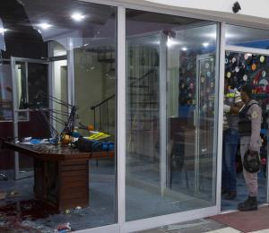 Vil crimen de periodistas en República Dominicana