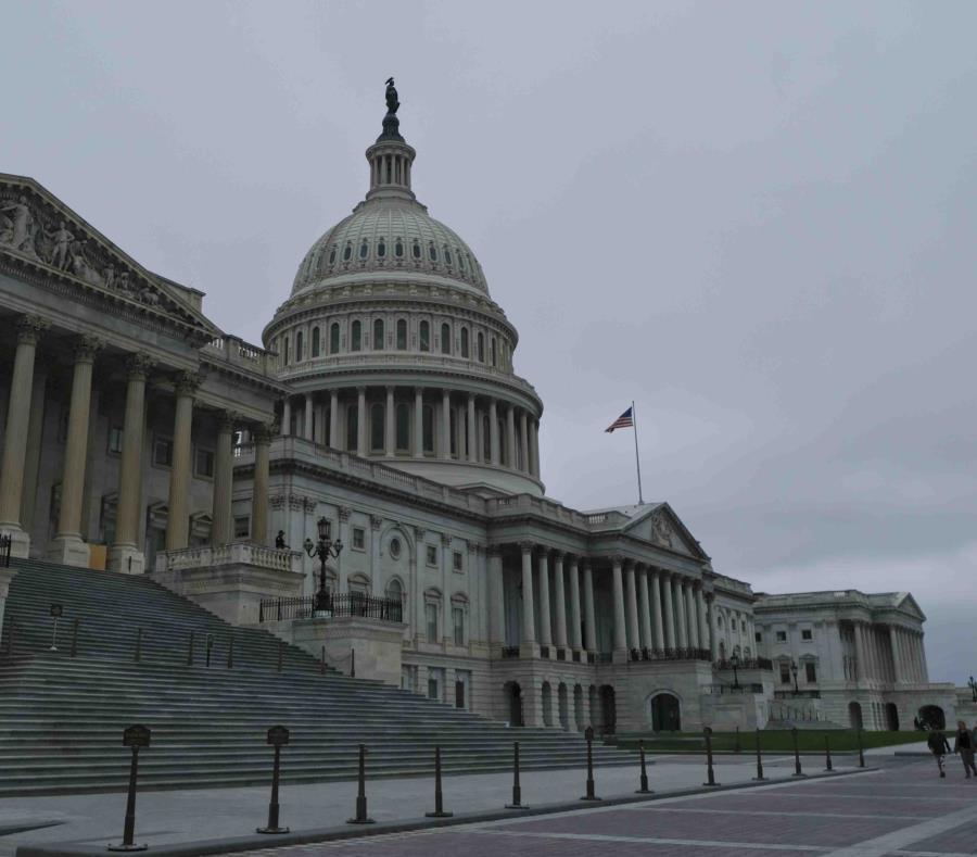 En la foto el Capitolio de Estados Unidos en Washington D.C. (semisquare-x3)