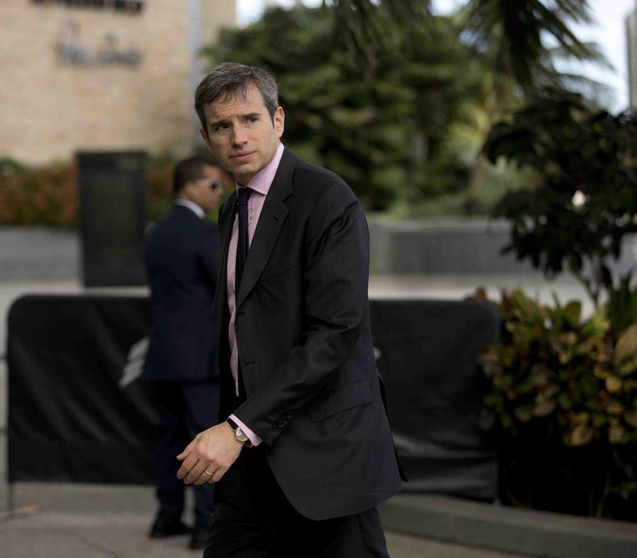 Antonio Weiss es consejero del secretario del Tesoro. (semisquare-x3)