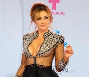 """Aracely Arámbula será la presentadora de """"Masterchef Latino"""""""