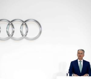 Audi releva a su presidente tras su arresto en Alemania