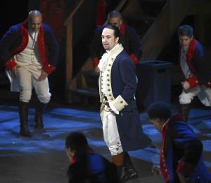 """""""Hamilton"""" y la isla"""