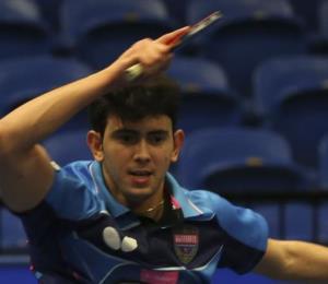 Equipo masculino de tenis de mesa logra el pase a los Panamericanos de Lima