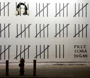 Banksy dedica su nuevo mural en Nueva York a artista turca encarcelada