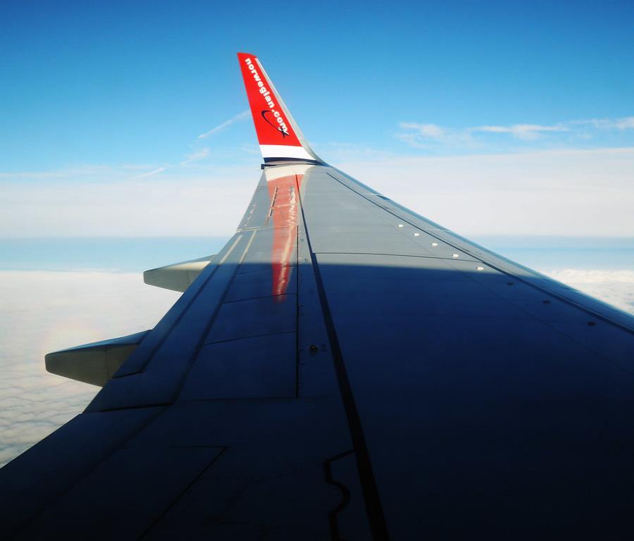 Norwegian multiplicó su pérdida neta entre enero y marzo (semisquare-x3)