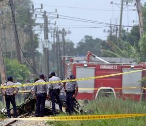 Identifican parte de la tripulación del avión accidentado en La Habana