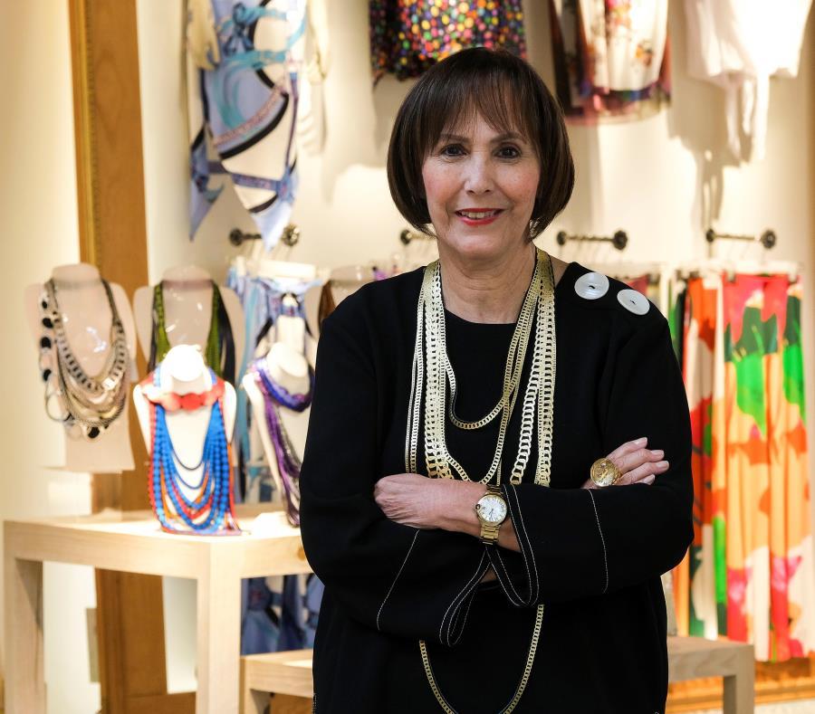 La empresaria mayagüezana Lizzette Lugo Monagas es también la propietaria de las tiendas Eclectic y Tesorini en Plaza Las Américas, y fue quien trajo la marca española Desigual a Puerto Rico. (semisquare-x3)