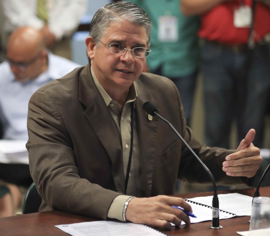 Carlos Acevedo, comisionado del Negociado para el Manejo de Emergencias y Administración de Desastres. (semisquare-x3)