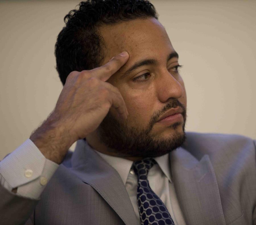 Arnaldo Cruz, presidente de la Junta de Directores del Instituto de Estadísticas de Puerto Rico. (GFR Media) (semisquare-x3)