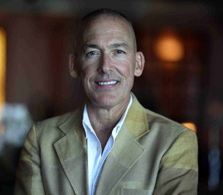 """El psiquiatra Robert Moran, director del Family Center for Recovery, un centro de tratamiento para adicciones en el estado de Florida, se encuentra en la isla para ofrecer la conferencia """"El cannabis y el desarrollo del cerebro adolescente"""". (semisquare-x3)"""