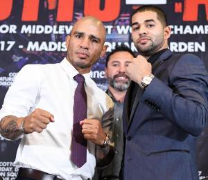 Miguel Cotto promete un gran combate