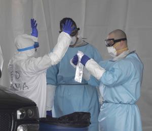 El gobierno actualiza detalles sobre situación del coronavirus en Puerto Rico