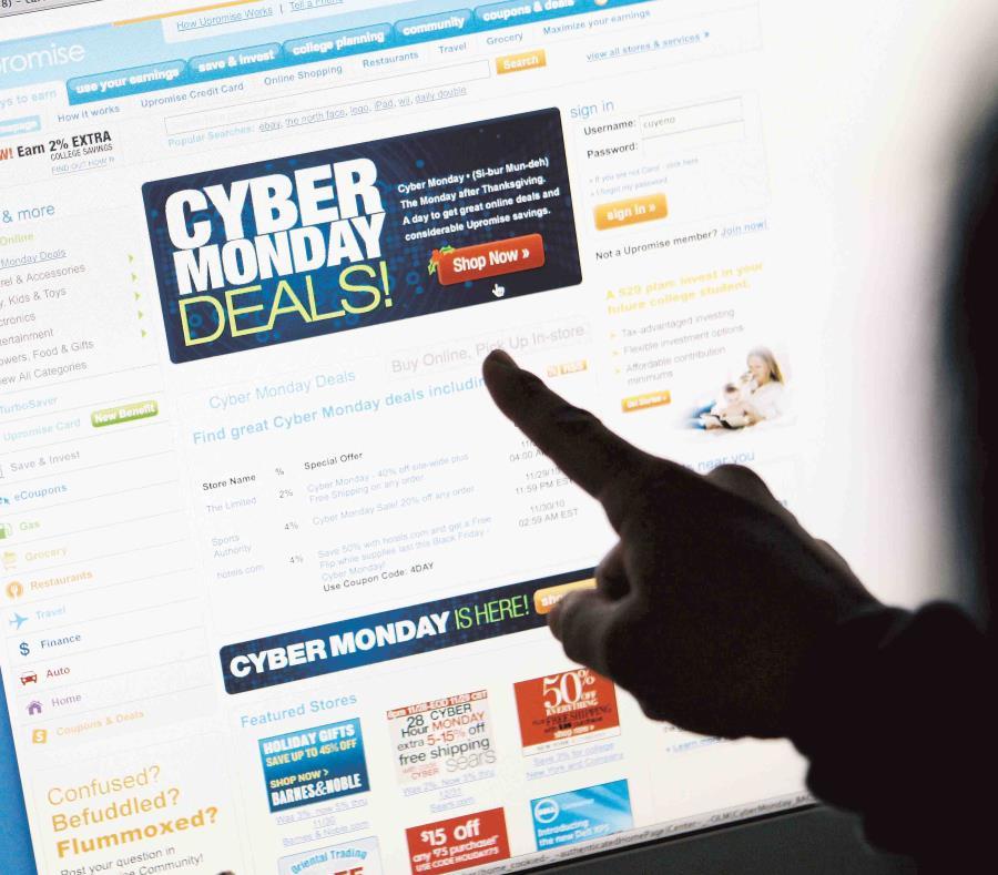 Amazon.com Inc., Walmart Inc. y Target Corp., que están luchando para conquistar el gasto online (semisquare-x3)