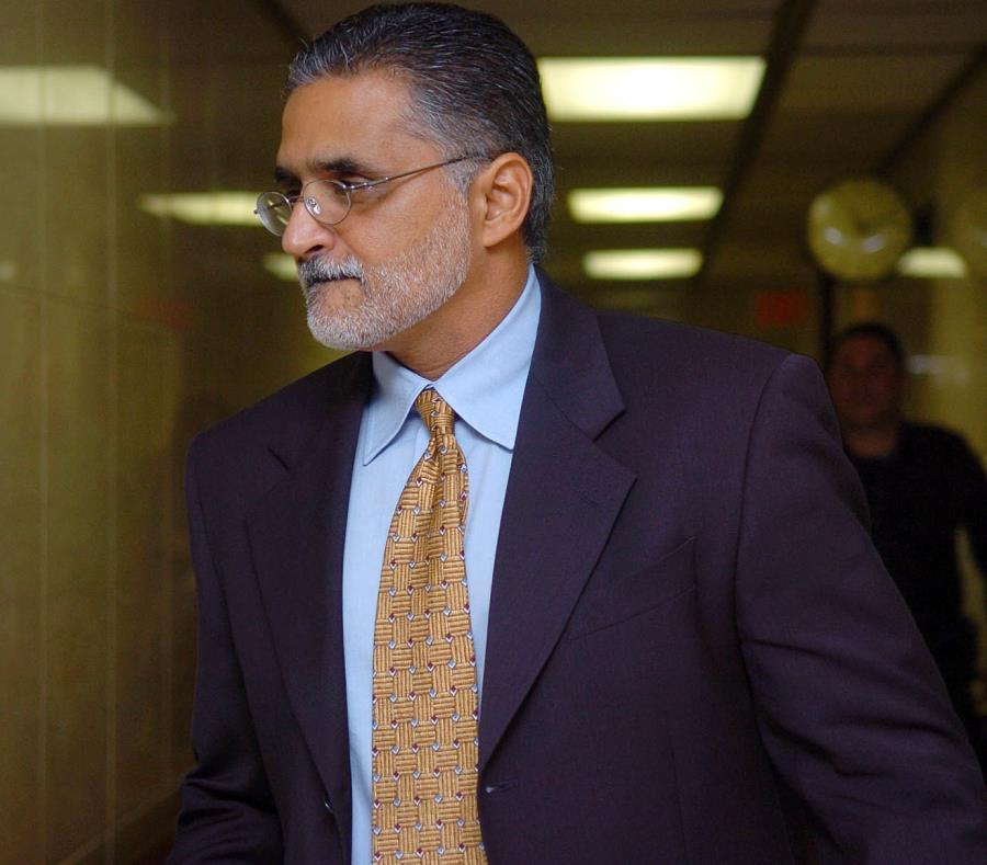 El juez Jorge Díaz Reverón presidía una sala criminal en el Tribunal de Caguas (semisquare-x3)