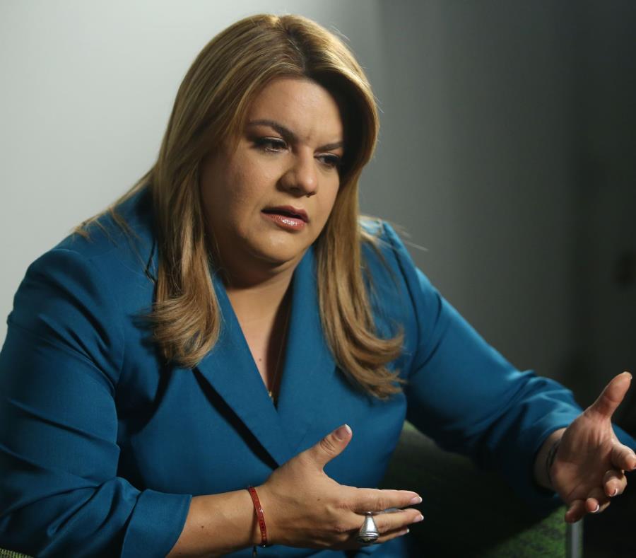 La comisionada residente, Jenniffer González. (semisquare-x3)