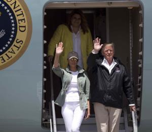 Jenniffer González elige reunión con Trump como día favorito en Congreso