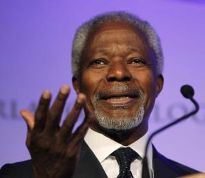 Muere Kofi Annan, Nobel de la Paz y ex secretario general de la ONU