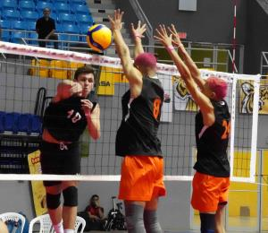 Definidas las finales de la Copa de Voleibol Escolar El Nuevo Día