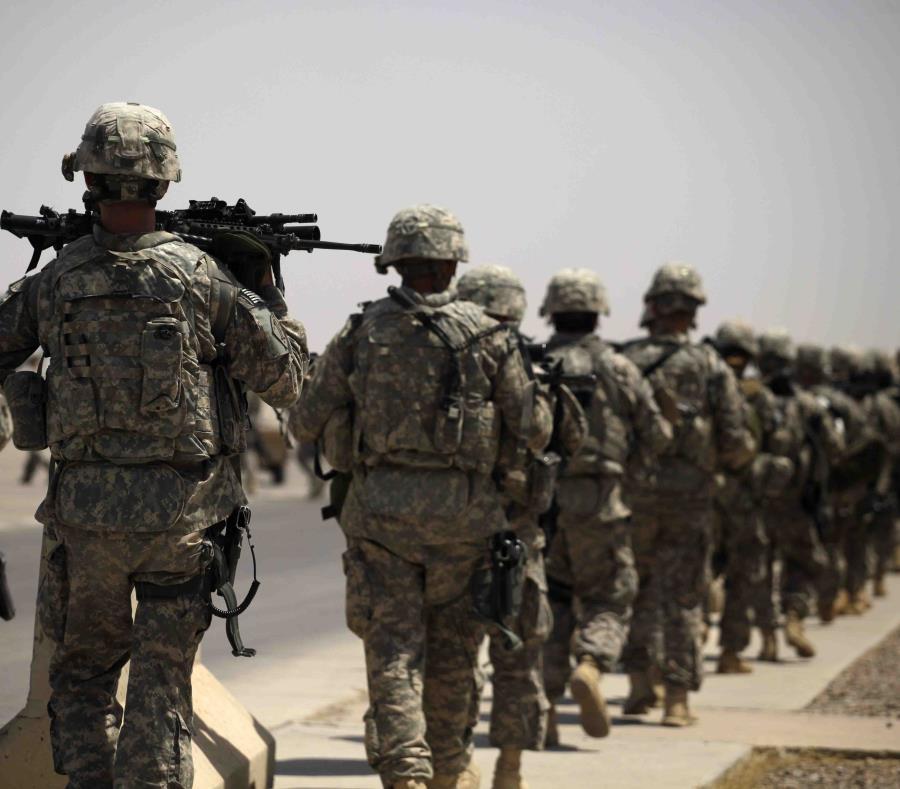 EEUU despliega soldados en Turquía para establecer