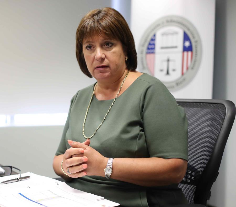 Natalie Jaresko ha hecho referencias recientes a la necesidad de cambiar las leyes laborales y contributivas con el propósito de facilitar el hacer negocios en Puerto Rico. (semisquare-x3)